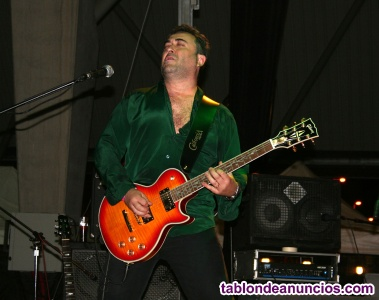 Clases Guitarra Moderna - Todos los Niveles - También Infantil