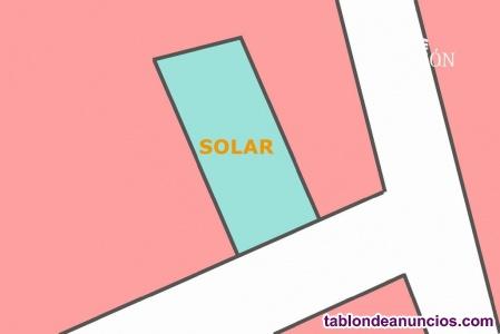 Ref: 0173. Solar urbano en venta en Catral (Alicante)