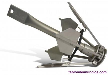 Anclas rezón para la pesca deportiva