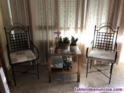 Muebles de forja