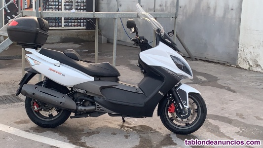 Scooter 500