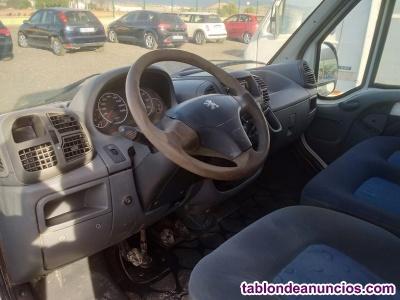 Peugeot boxer furgon 290 l1- h1.  –