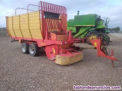 Tractor EBRO 160 D con dirección asistida.