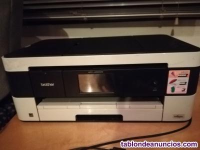 Vendo escanner impresora multifuncion brother