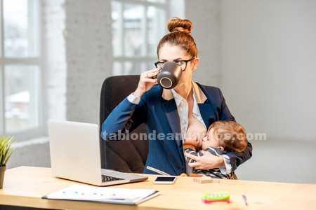 Trabaja disfrutando de la familia