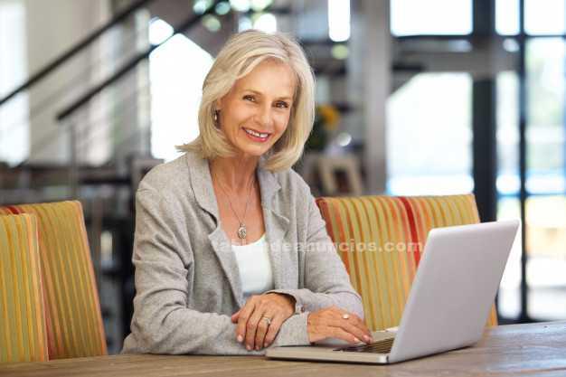 Trabajo para personas en edad avanzada