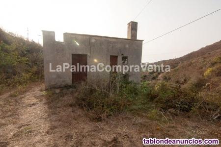 ID-451 Casa de Campo situada en un lugar  tranquilo con terreno rodeado de veget