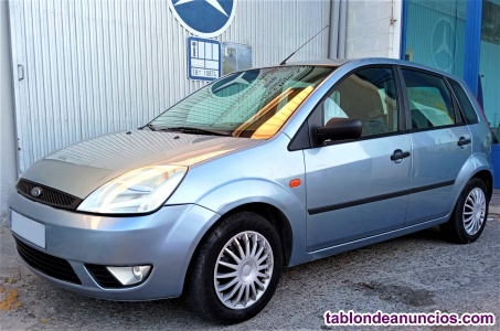 Ford fiesta 1.4  80cv  5p