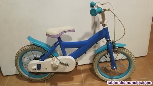 "Bicicleta infantil rueda 14"""
