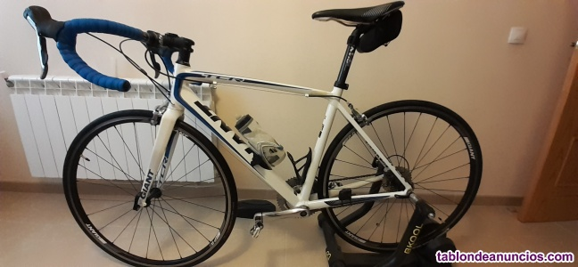 Bicicleta de carretera giant tcr