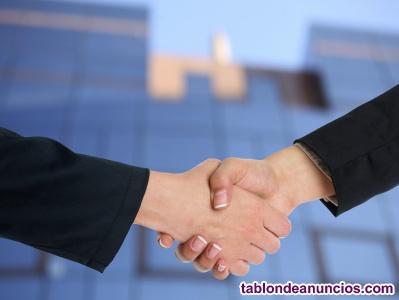 Urgente comerciales para empresa nueva
