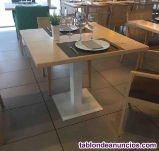 Muebles Herta fábrica y venta de mesas hostelería