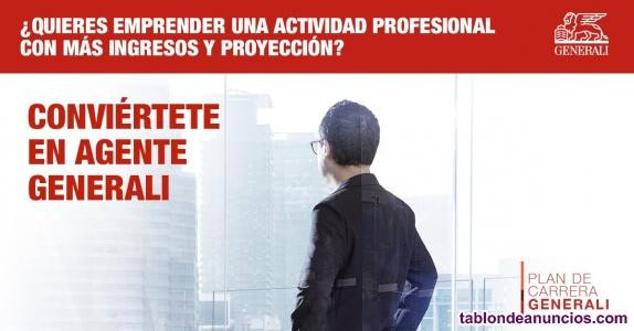 Asesores/Agentes de seguros (NO PUERTA FRIA)