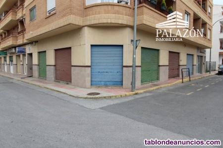 Ref: 0251. Local comercial en venta y alquiler en Catral (Alicante)