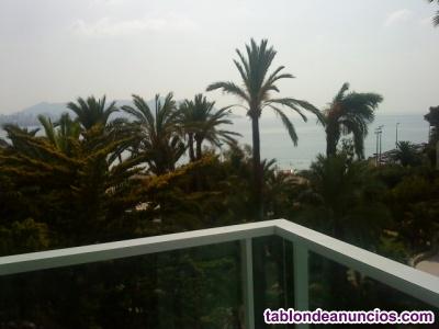 Apartamento en primera linea playa Poniente