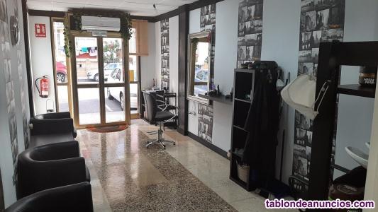 Se vende magnifica peluqueria