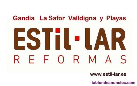 Buscamos oficial de primera construcción y reformas