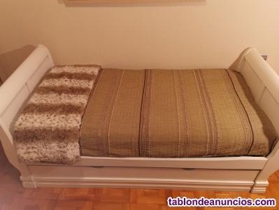Vendo cama nido.