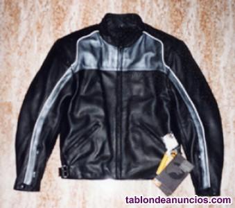 Cazadora especial de moto  ( bering ) t ( l )