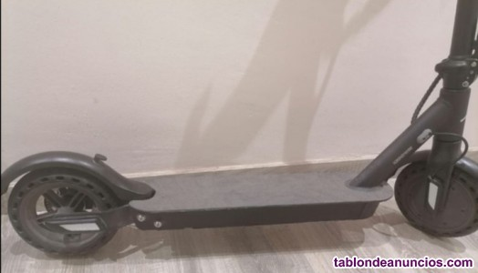 Patinete eléctrico smartGyro Xtreme Baggio 8 Black