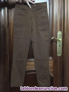 Pantalon Marca Zara - Basic