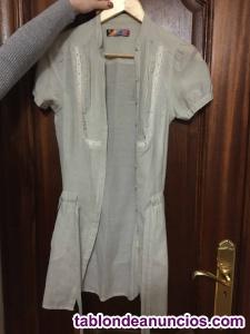 Bluson-Camisa Larga de Mujer