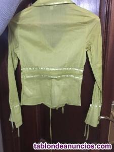 Camisa de Mujer Stradivarius