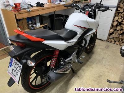 Honda CB125 F - 2018