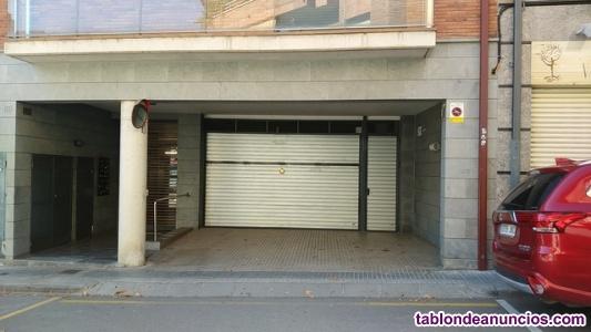 Plaza garaje en alquiler en C. Ponent 50 Cardedeu
