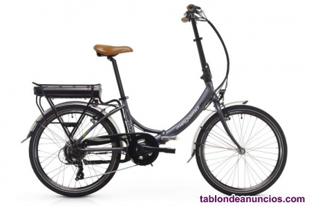 Bicicleta Eléctrica Plegable Megamo Park 2021 SIN USAR