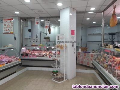 Traspaso tienda de alimentación en Conde Lumiares