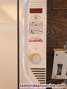Radiador bajo consumo programable