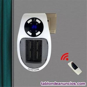 Calentador eléctrico portátil con Control remoto