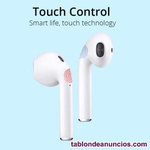 Auriculares inalámbricos con conexion por Bluetooth