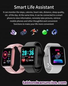 Reloj pulsera inteligente