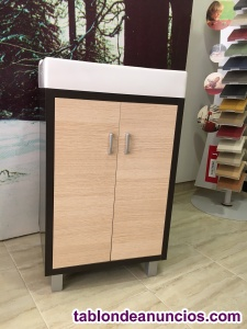 Vendo mueble de baño de exposición