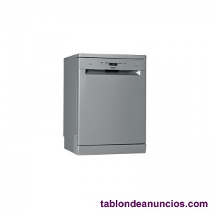 Lavavajillas plateado 20 servicios ariston