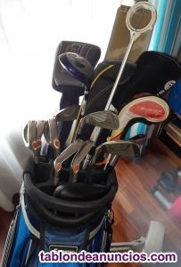 Equipo completo de golf