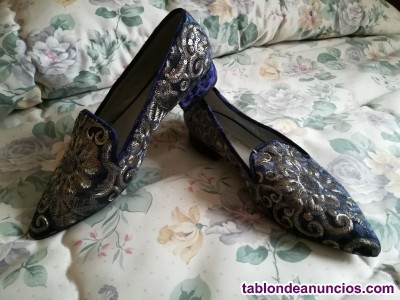 Zapatos mujer FELIPE SAPENA nº 38 Touch Sense