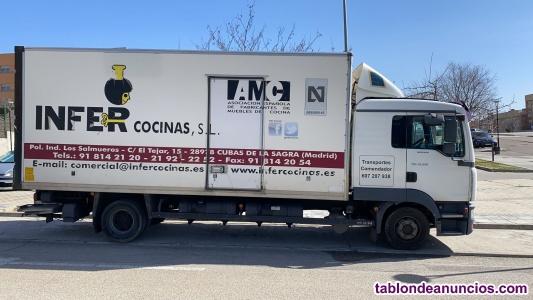 Vendo tarjeta de transportes MDP nacional con camión