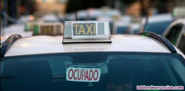 Coducto taxi