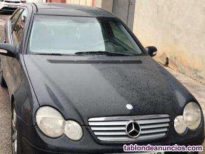 Mercedes c80 compresor