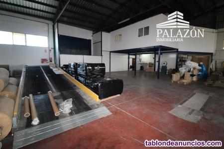 Ref: 0498. Nave industrial en venta en  Crevillente (Alicante)