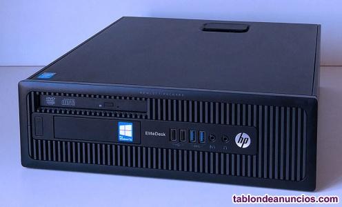 Ordenador HP Elitedesk 800 G1 Sff