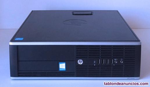 Ordenador HP Compaq Elite 8300 Sff