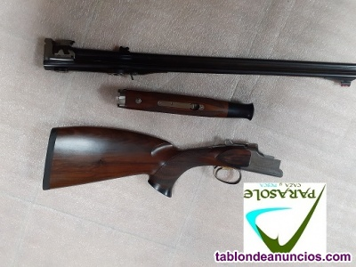 Rifle browning express modelo l-25 superpuesto