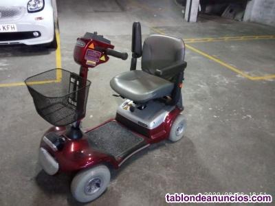 Scoter movilidad reducida