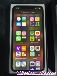 Vendo iPhone 11 pro max 256gb