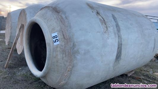 Deposito para agua de unos 12000 litros