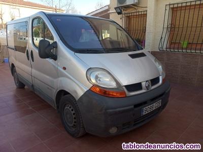 Renault trafic 1.9 tdi diesel 100cv.